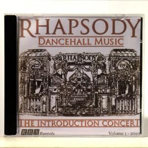 Rhapsody Introduction